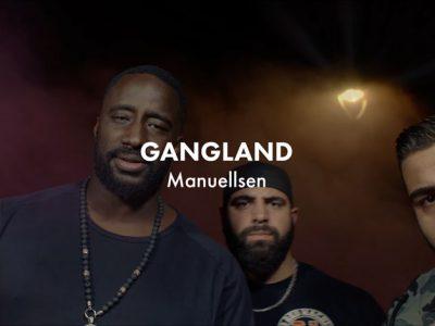 Manuellsen feat. Kez - Gangland